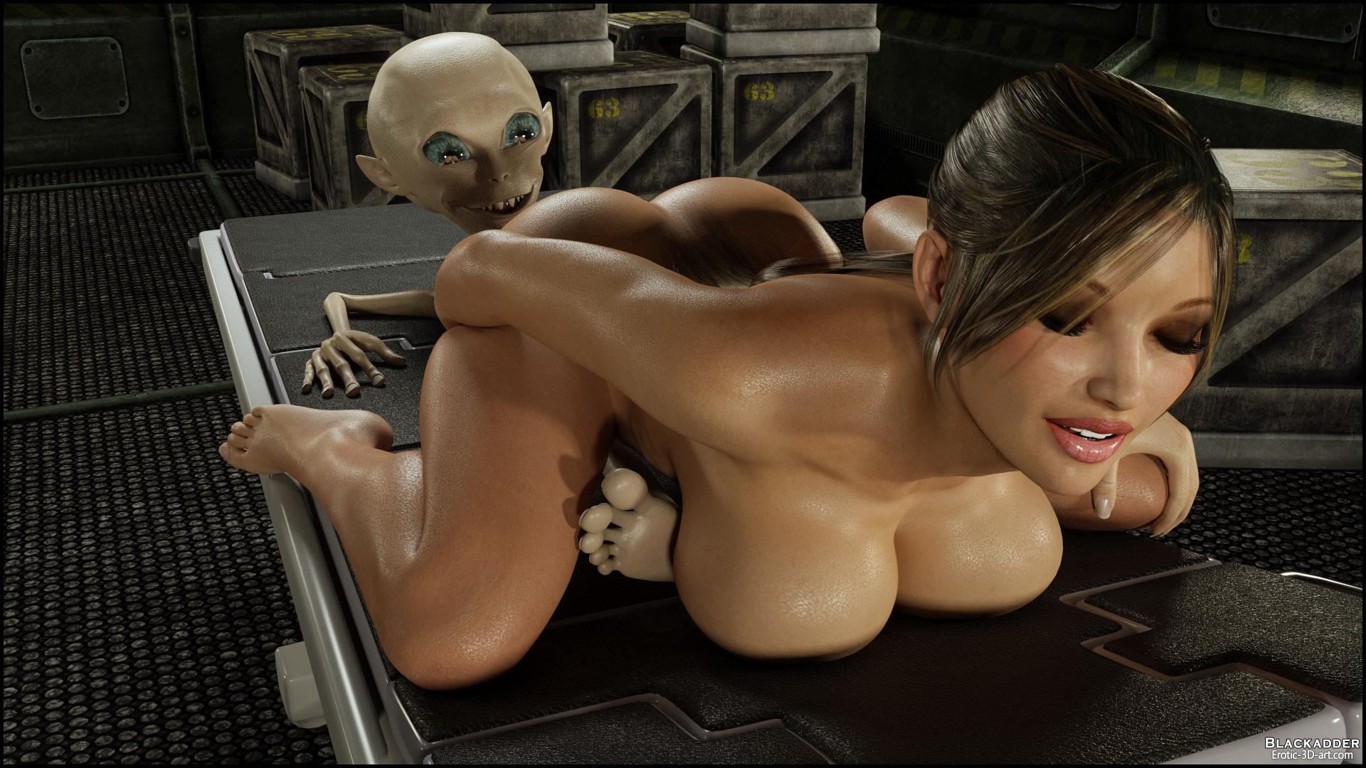 Alien fuck Gisel 3D XXX Porn - Porn Comics, Sex Comics ...