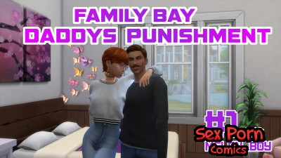 Family-Bay issue 1 Daddys Punishment