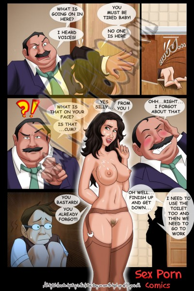 Incest Sex Comic MTCN - Milftoon Comics