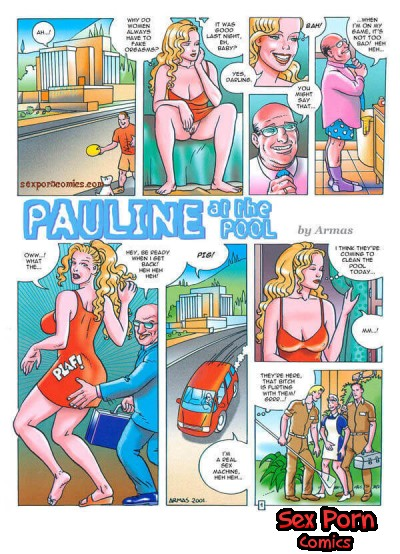 Cheating Paulina XXX Sex Comics