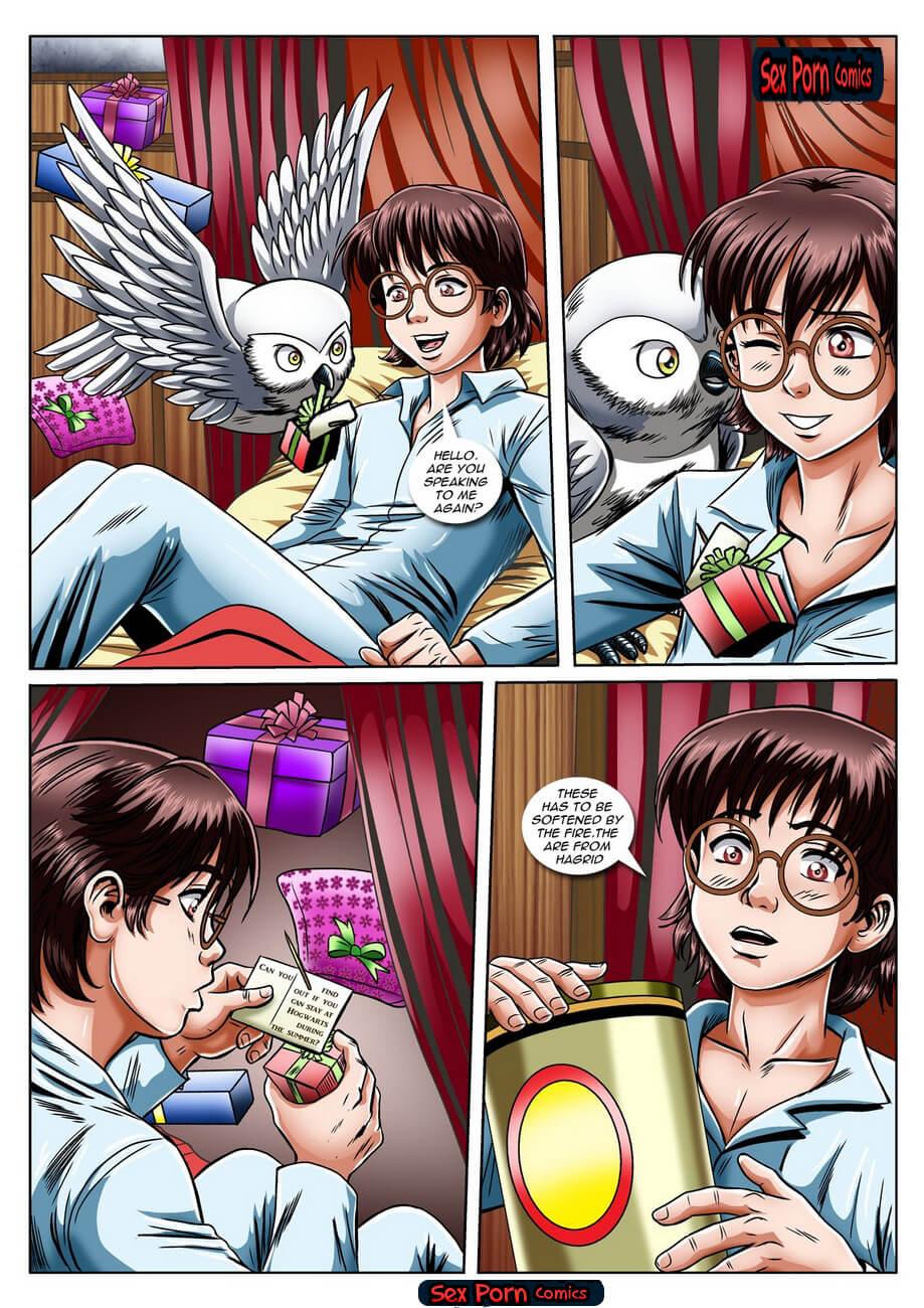 Comic harry potter porno Anime porn