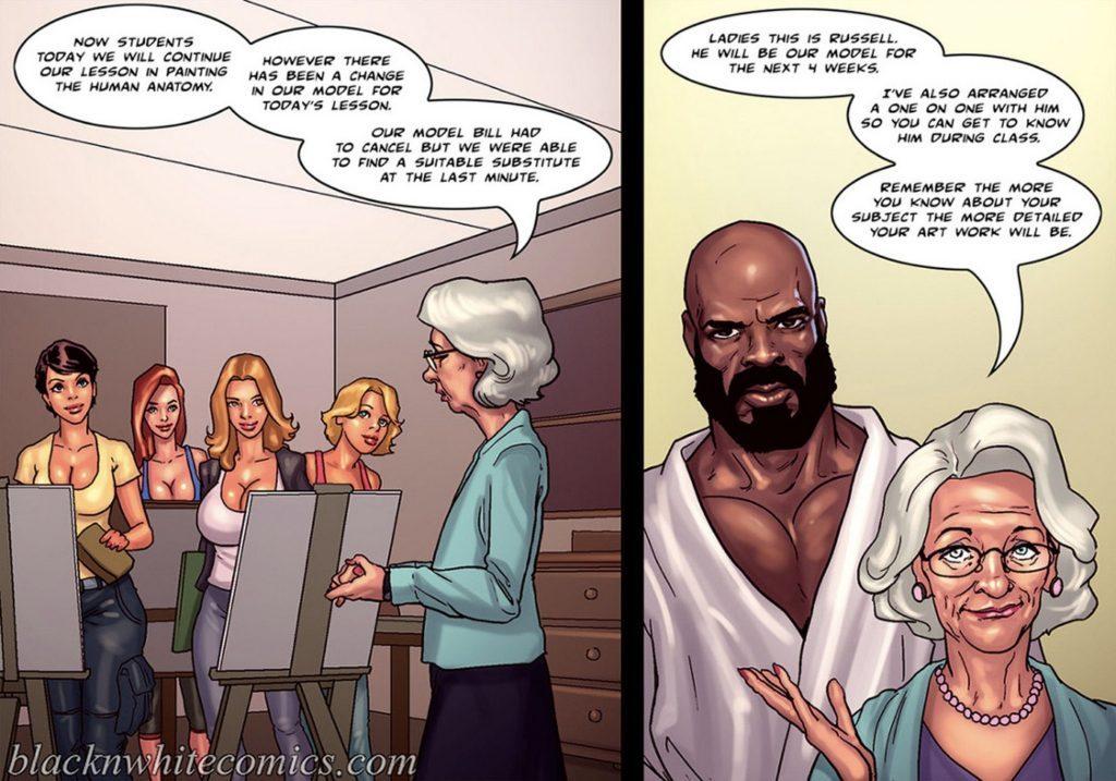 подростки титаны идут порно комиксов