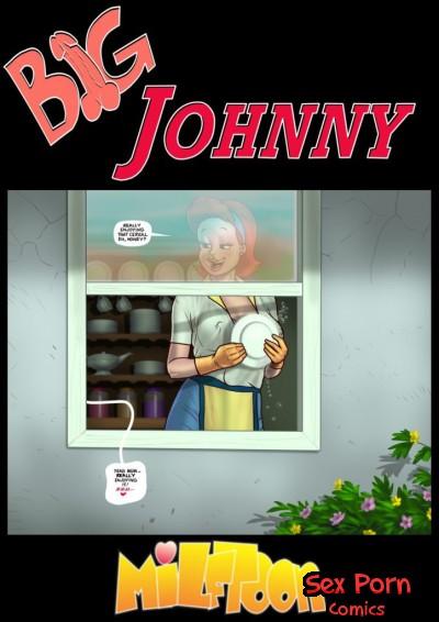 Big Johnny Milftoon Incest Sex Comix